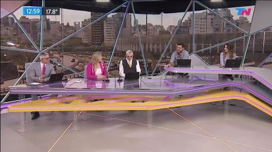 VIDEO: el llanto de Dominique Metzger por Edgardo Antoñana