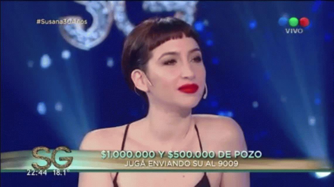 Sofía Gala: No voy a pedir disculpas por algo que no dije y por algo que pienso