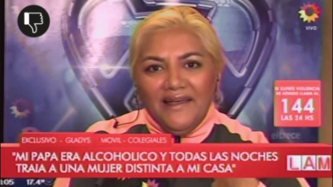 """Resultado de imagen para La Bomba tucumana: """"Mi papá quiso matar a mi mamá en el cumpleaños de 15 de Olga"""""""