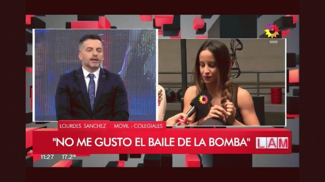Lourdes Sánchez explicó por qué no tienen sexo con el Chato Prada