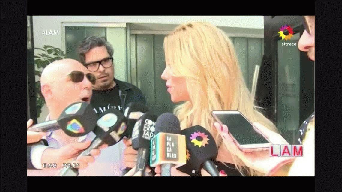 Nicole Neumann tras la entrevista con Pampita: Me sentí incómoda