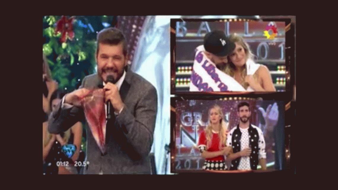 Flor Vigna bicampeona del Bailando 2017 de ShowMatch