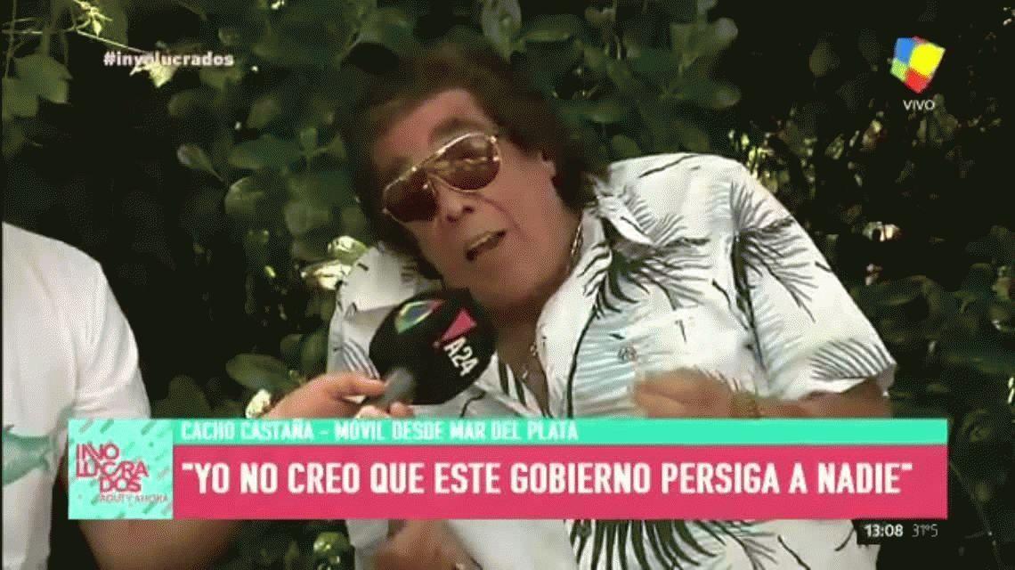 La repudiable justificación de Mariano Iúdica a Cacho Castaña