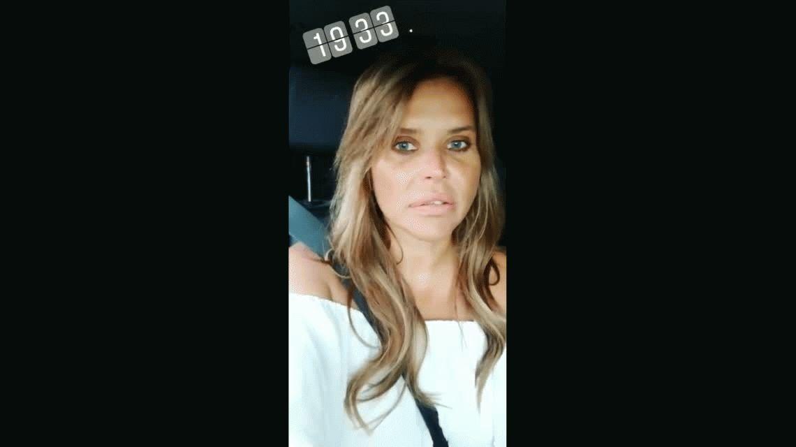 A Nazarena Vélez la piropearon chicas por Instagram y mirá qué respondió