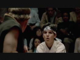 Karate Kid es un vendedor de autos en su serie secuela: el tráiler