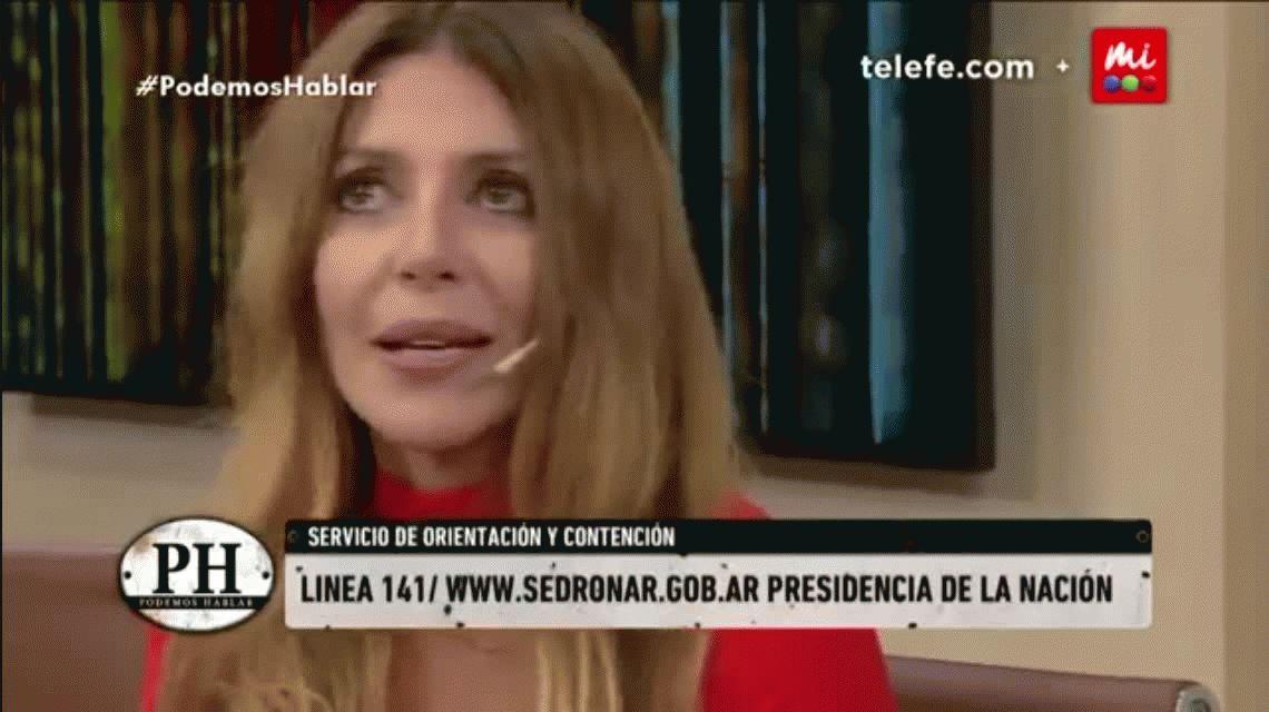 Mónica Ayos: Mi ex marido me violó