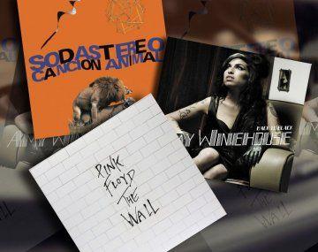 Cinco discos para la cuarentena