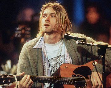 Vendieron mechones de Kurt Cobain a un precio exorbitante