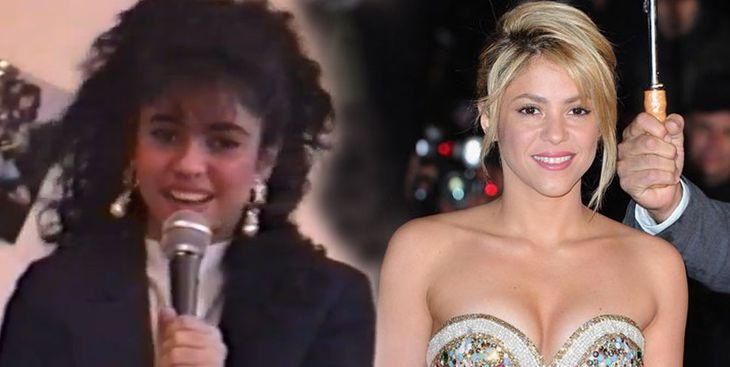 El antes y después de Shakira: ¿Efecto Michael Jackson?