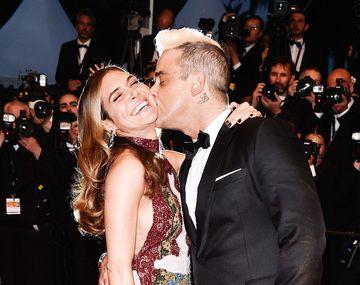 Robbie Williams y su pareja tuvieron una hija mediante vientre subrogado