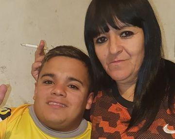 Susto para Brian Buley: su madre estuvo desaparecida durante varias horas en Bahía Blanca