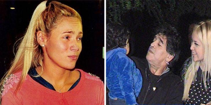 Diego Maradona: Estoy recomponiendo las cosas con Verónica Ojeda y quiero ver a Rocío Oliva presa