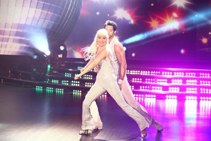 Grecia Colmenares fue ciega en Topacio, y bailó sorda con Tinelli