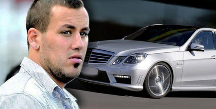 El Ogro Fabbiani tuvo que devolver su Mercedes y busca auto en cuotas