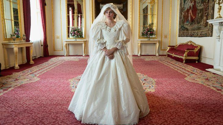 Emma Corrin será la joven lady Diana Spencer
