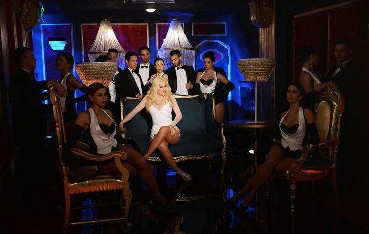El megamusical de Susana Giménez: Sexy, cambios de look y la presentación de Sandro