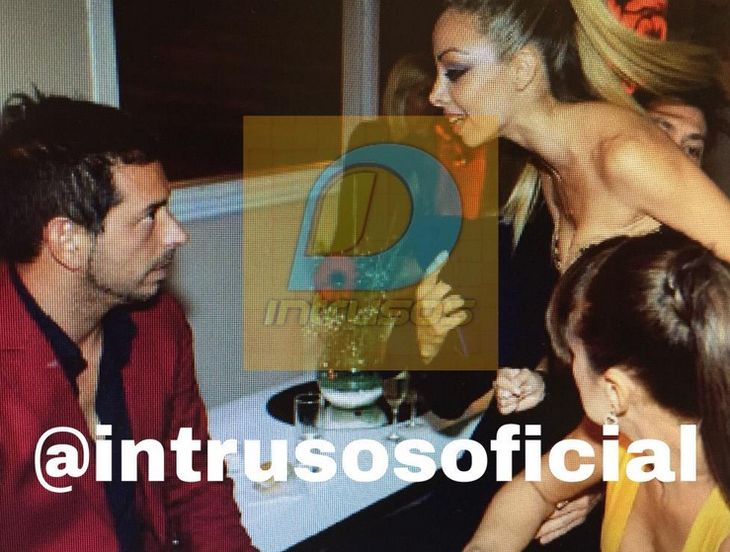 Las fotos que prueban que Gisela Bernal cacheteó a Ariel Diwan e increpó a Sabrina Ravelli