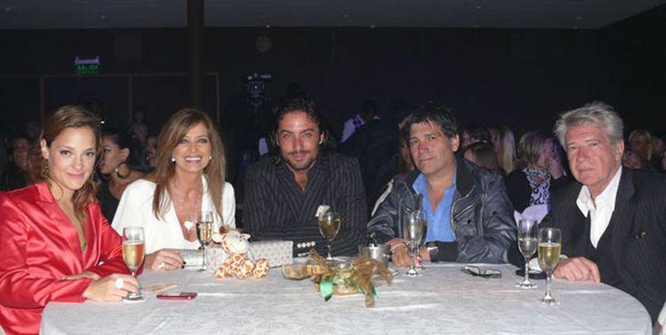 Varios famosos presenciaron la función de Fort con Caviar