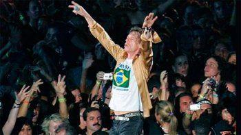 Publicarán el histórico show gratuito de los Rolling Stones en Copacabana