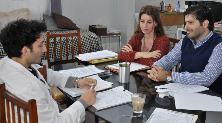 Florencia Peña ya arrancó con las grabaciones de Tiempos compulsivos