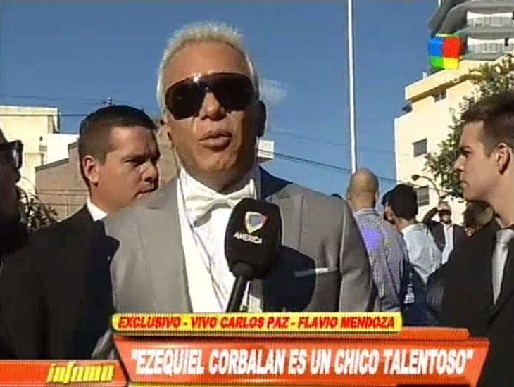 Flavio Mendoza: Estoy con un problema de salud; se van a enterar al final de la temporada