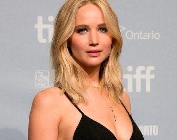 Jennifer Lawrence será mamá por primera vez