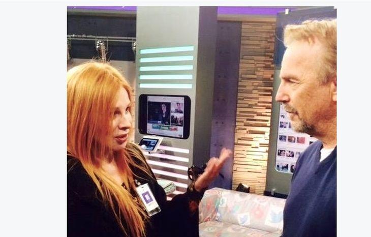 El insólito encuentro de Nacha Guevara y Kevin Costner: ¡Me agarró despeinada y sin maquillaje!