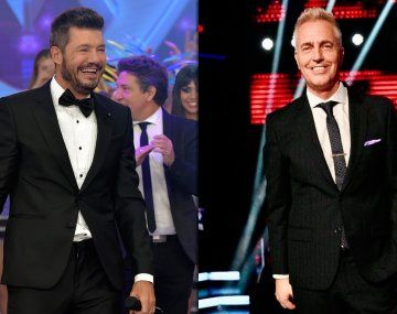 Tinelli subió su rating sin La Voz Argentina