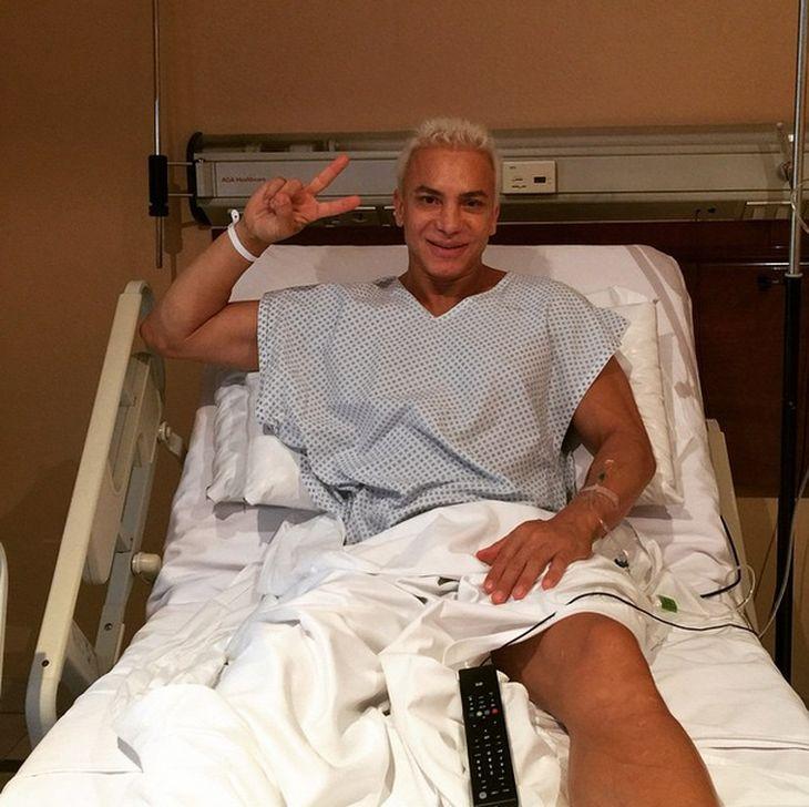 Flavio Mendoza se operó la rodilla: Salió todo bien