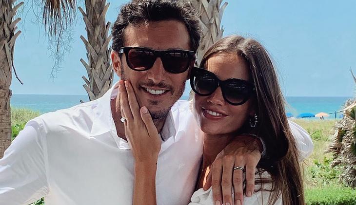 Pico Mónaco se comprometió con Diana Arnopoulos: Mr & Mrs Mónaco