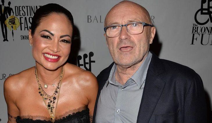 Acusan a Phil Collins de no haberse bañado ni cepillado los dientes durante un año