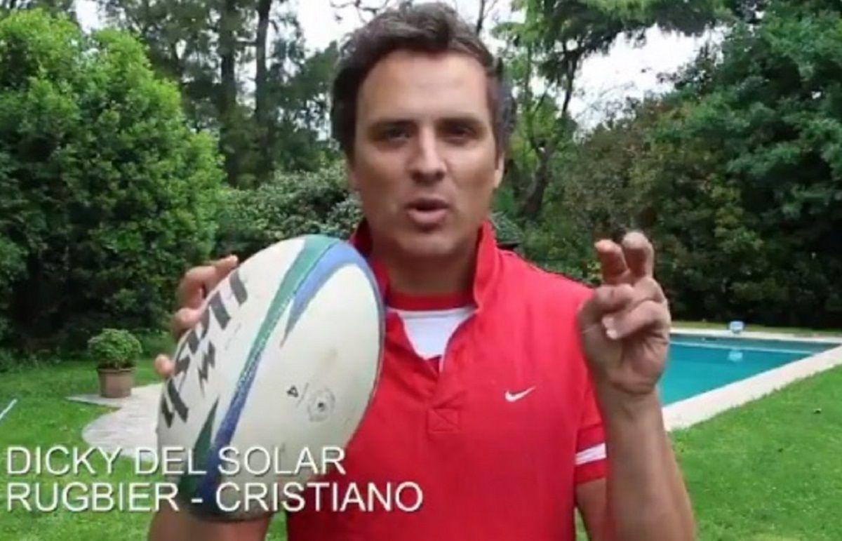 Ezequiel Campa cuenta por qué Los Pumas le ganan a Dicky Del Solar
