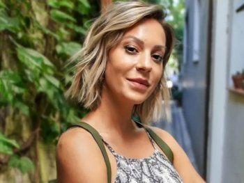 Noelia Marzol se hizo un tatuaje en honor a su bebé y su marido