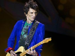 ron wood vencio al cancer por segunda vez