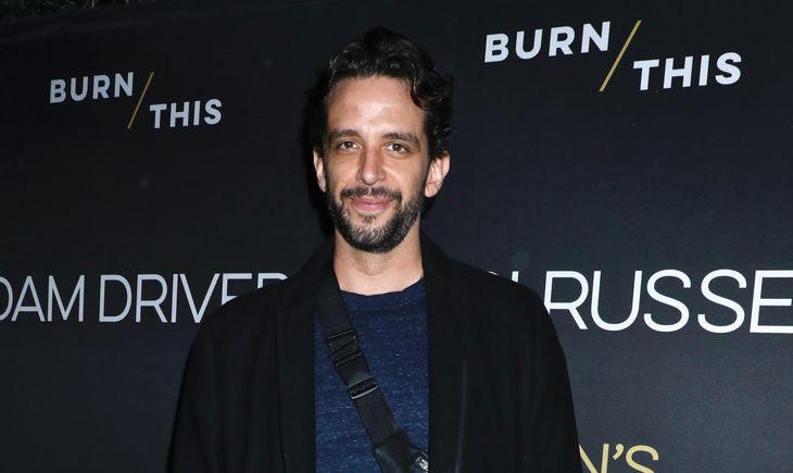 Nick Cordero, actor de La ley y el orden, en grave estado por coronavirus