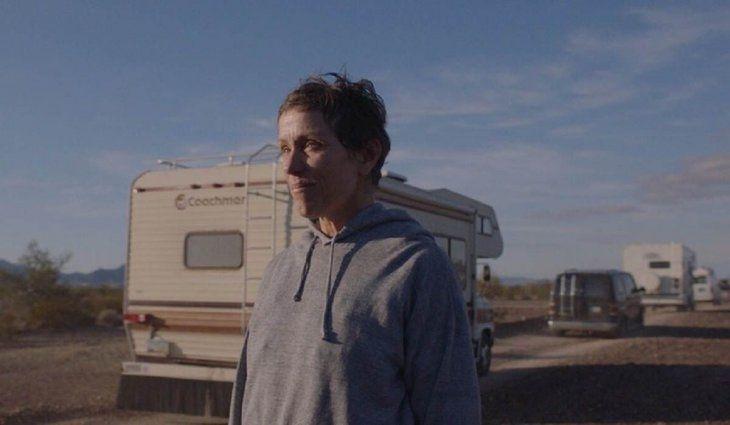 Nomadland ganó como el Premio Oscar a la Mejor película