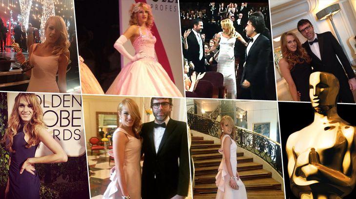 Ginna, la novia travesti del guionista argentino que ganó el Oscar