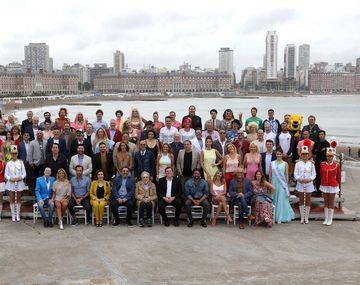 La foto del verano: Mar del Plata presentó las obras de teatro para la temporada 2020
