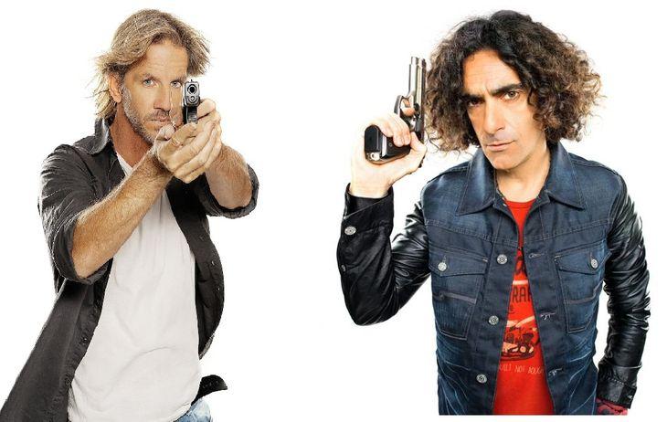 Facundo Arana y Favio Posca, discutieron en una grabación y ahora no se hablan
