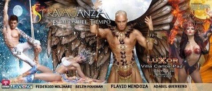 Flavio Mendoza ya tiene la marquesina de Stravaganza, Estados del Tiempo