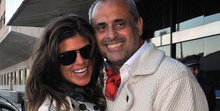 Loly prueba la convivencia con Jorge Rial: No siento cuál es mi espacio