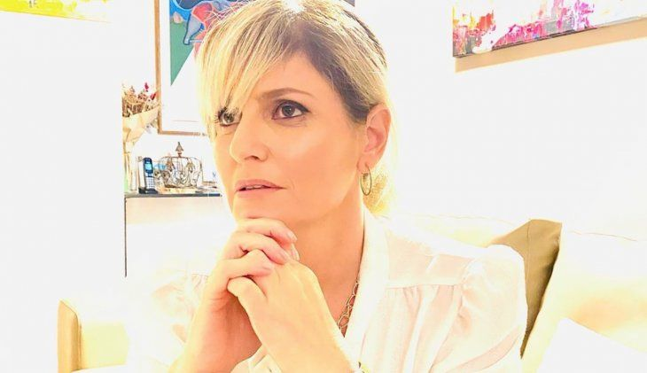 Romina Manguel salió al cruce de Gonzalo Heredia por los barbijos en la tele