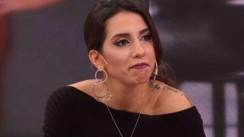 Cinthia Fernández sufrió un accidente doméstico: Tengo miedo