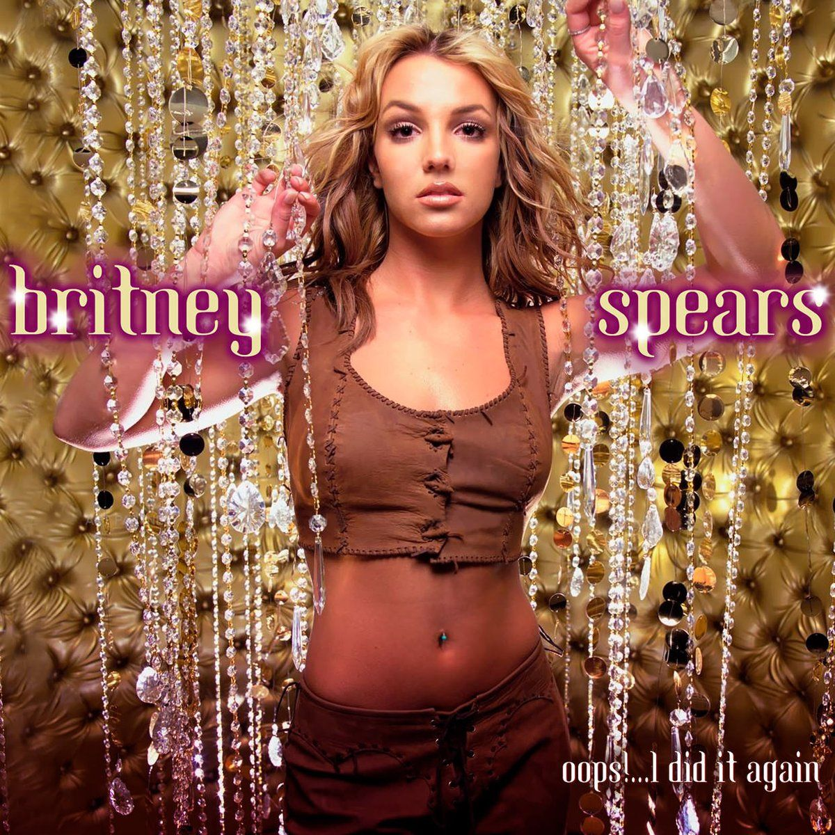 Britney Spears celebra los 20 años de Oops... I Did It Again