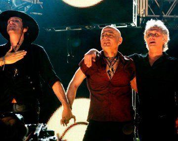 Se cumplen 14 años de la vuelta de Soda Stereo