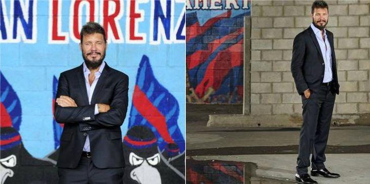Marcelo Tinelli, barbudo, habló de todo: San Lorenzo me lleva mucho más tiempo que la tele