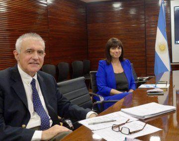 Eliseo Álvarez renunció a la TV Pública