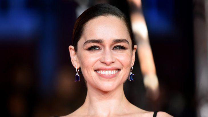 Emilia Clarke, tentada para unirse a la serie de Disney
