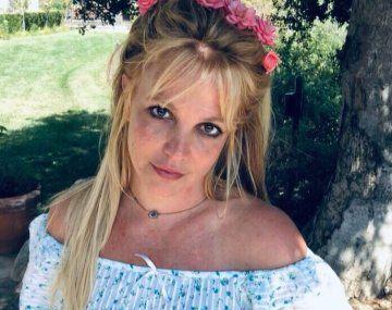 Britney Spears le dedicó un video especial a sus fanáticos preocupados por su vida