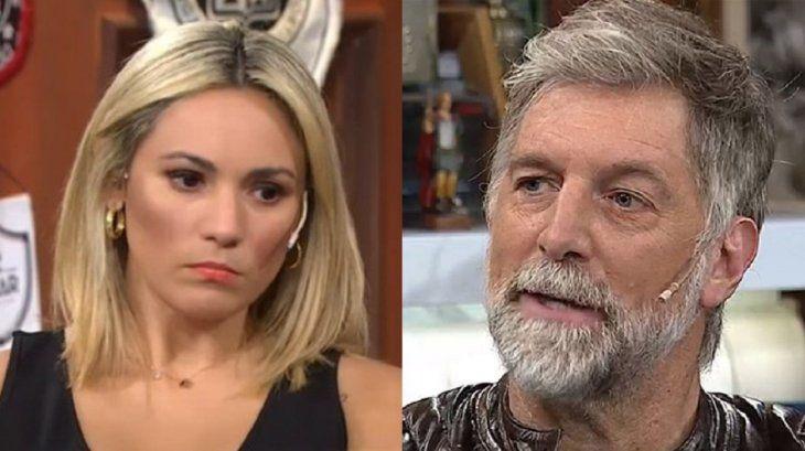 Rocío Oliva negó rumores y cruzó a Horacio Cabak: Que le diga a su mujer con quién la engañó